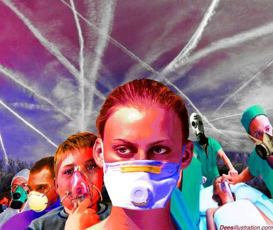 "The Geoengineering Escalation of 2016: Accounts of ""Chemtrail Flu"" Rise"
