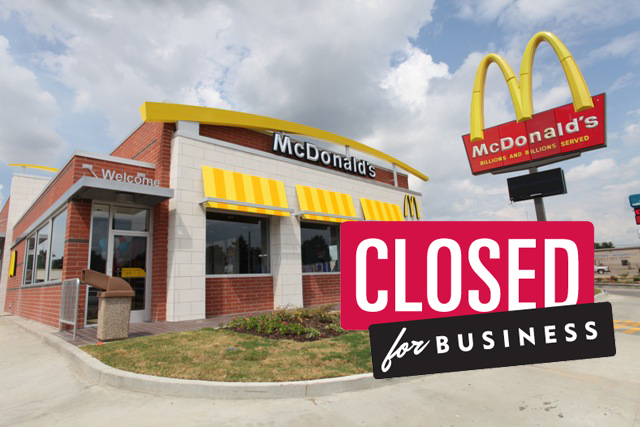 McDonald's To Close 500 More Stores In 2016 As Consumers Adopt Healthier Habits