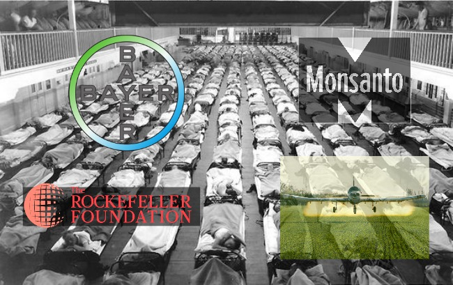 spanish-flu-monsanto-bayer-rockefeller