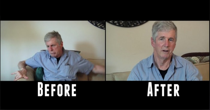 Watch CBD Oil Transform This Former Cop With Parkinson's in Seconds