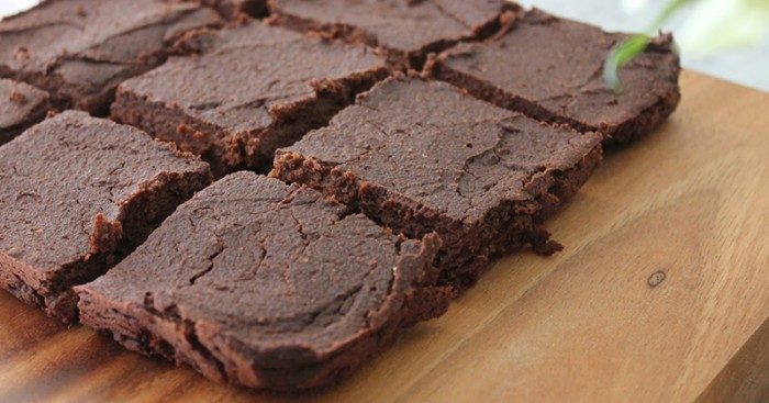Delicious, Flourless Sweet Potato Brownies That Are 100% Gluten And Dairy Free
