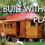 Artisan Crafts Beautiful Tiny House from Salvaged Trailer