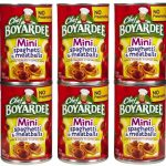 Why Conagra Just Recalled 700K Pounds of Chef Boyardee, Libby's Spaghetti and Meatballs