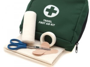 Road Side Medical Care Kit