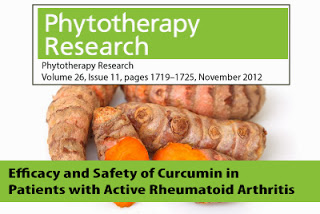 Turmeric Extract Found Superior To Blockbuster Drug for Rheumatoid Arthritis