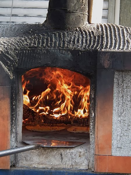 Whole House Heating From A Single Wood Burner Or Open Fire