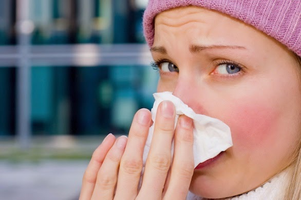 Why You Should Consider A Day or Two Off Work When You Have A Cold