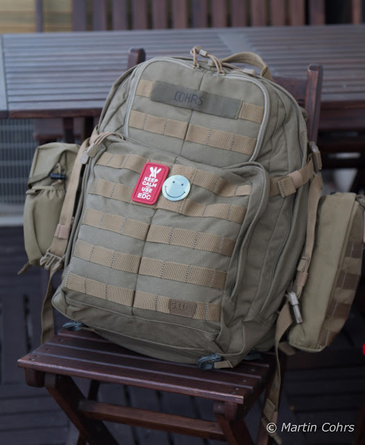 Taking Your Bug-Out Bag with You When Travelling