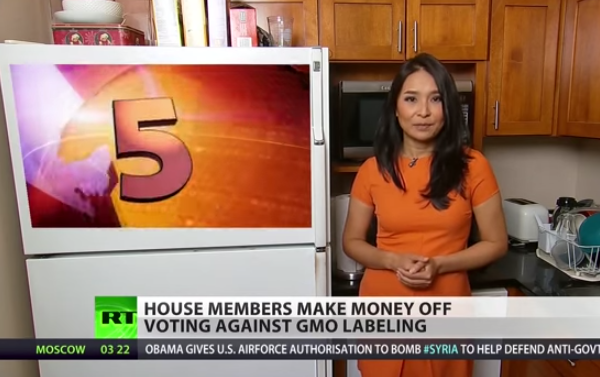 Top 5 Politicians Being Paid to Make GMO Labeling Illegal