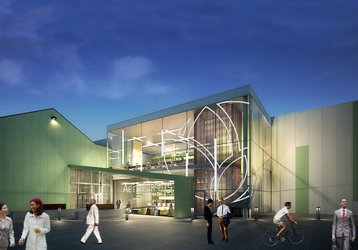 World's Largest Vertical Farm Will Produce 2 Million Pounds Of Produce