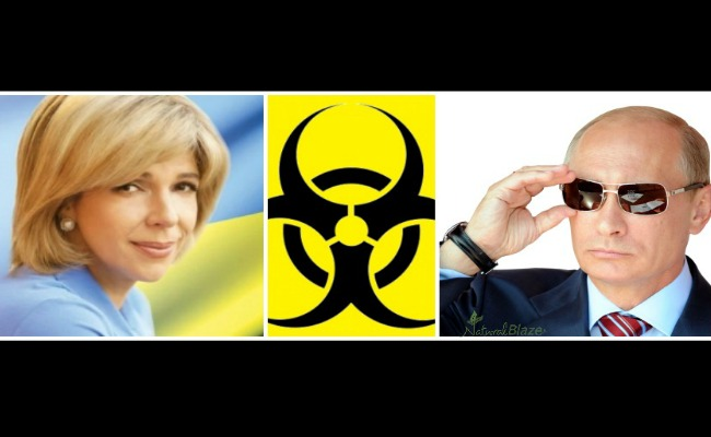 Is Ukraine MP Blaming Putin for the Flu?