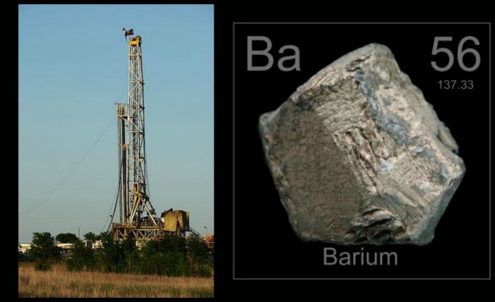 Barium Leaks Straight From Fracked Rocks, Dartmouth Finds