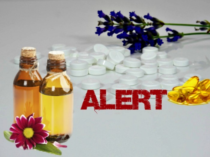 Alert: FDA Attempting to Halt Creation of New Supplements