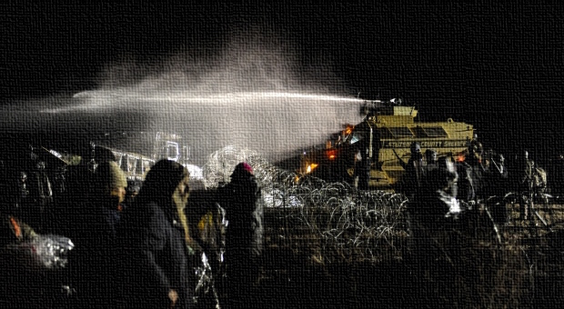 More Police Violence at Standing Rock – Is This Real News or Fake News?