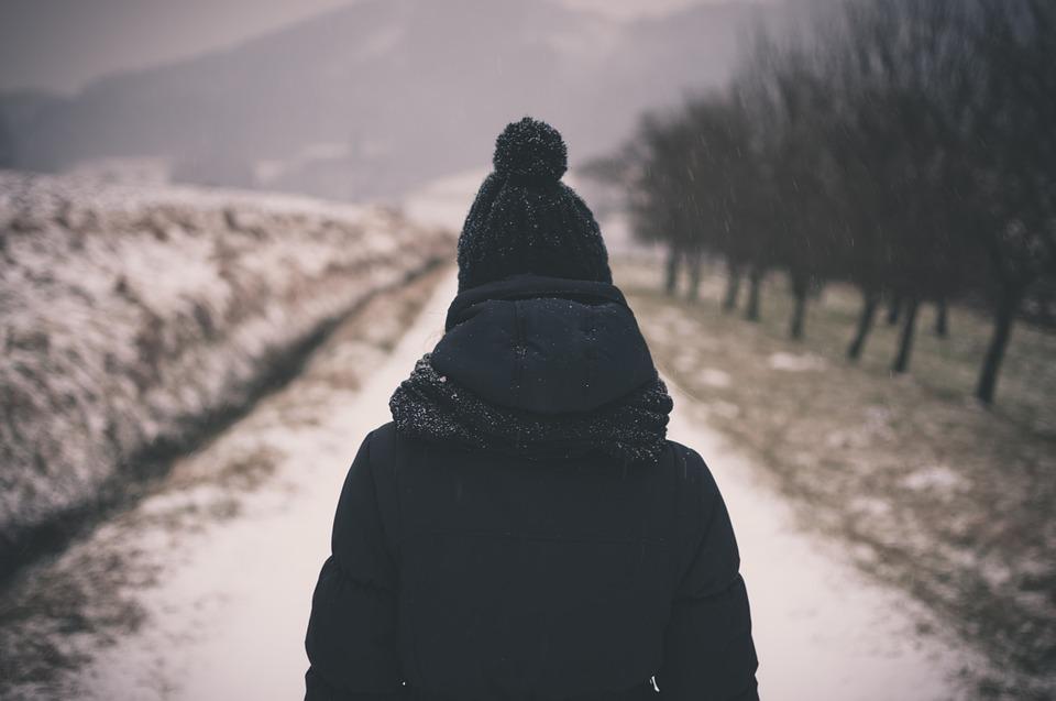 winter hats heart attacks