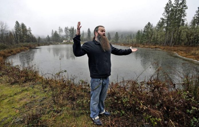 Oregon Couple Told They Have No Water Rights, Forced to Destroy Their Own Pond