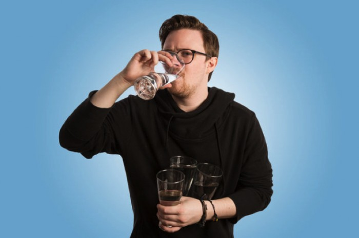 This Man Drank A Gallon Of Water Every Day For A Month: Here's What Happened