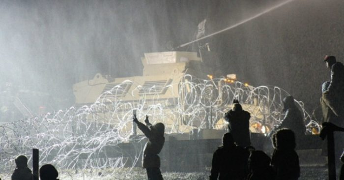 DAPL Company Hired War on Terror Contractors to Suppress Native Uprising