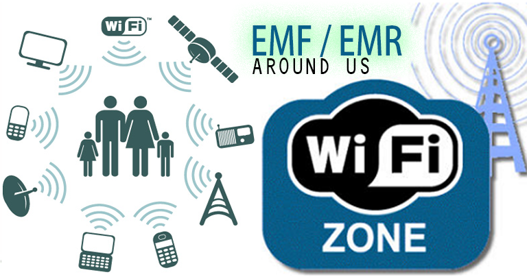 Dramatic Visual Medical Proof Of EMF Electromagnetic Hypersensitivity In EHS Patients EMR-EMF-Radiation-wifi