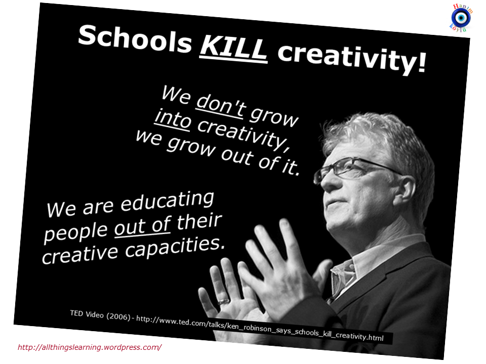 schools kill creativity