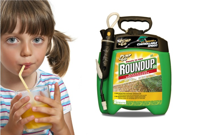 Children May Be Eating Cereal Laced With Monsanto's Toxic Weed Killer