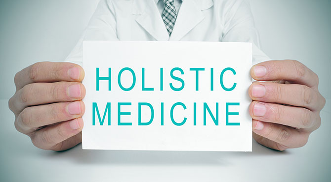 A Holistic Approach to the Healthcare Crisis