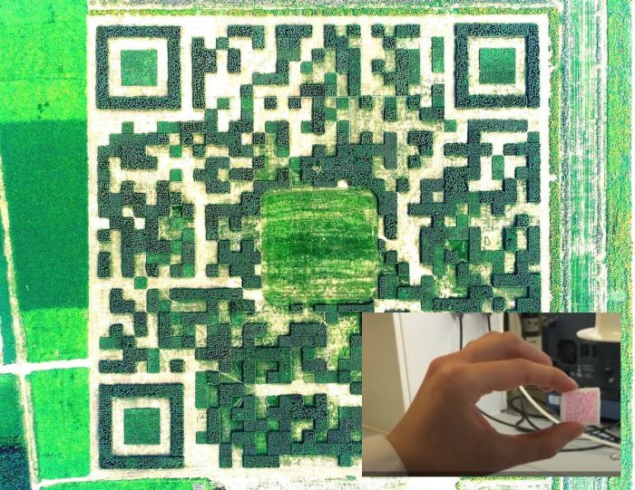 The Drugs Have Eyes: Drugs in Edible, QR Code Form are Being Developed