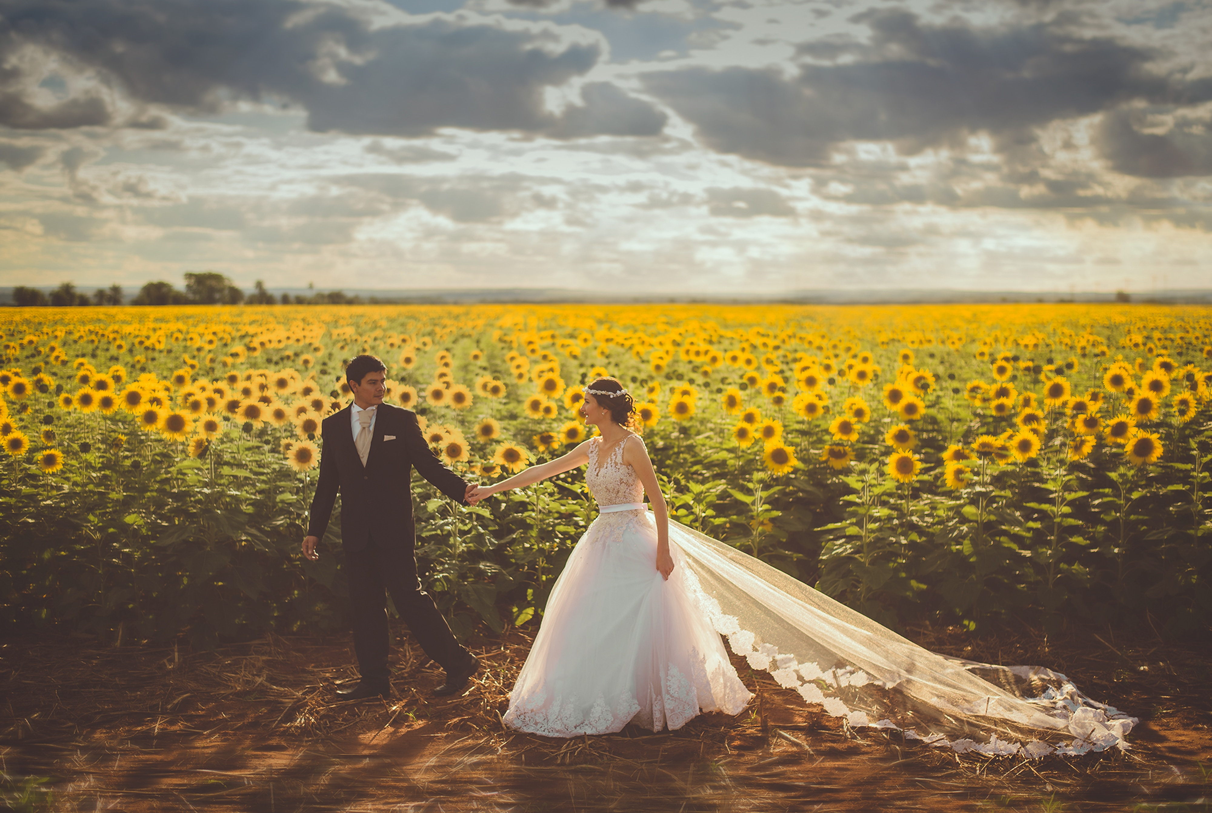 "Saying ""I Do"" Could Save a Family Farm"