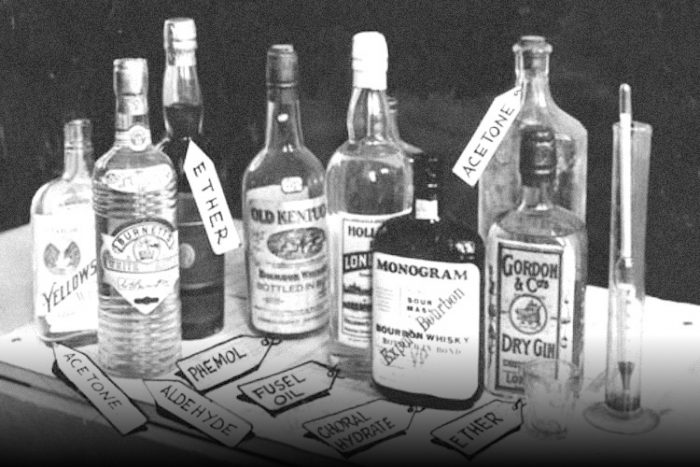 During Prohibition, Government-Poisoned Alcohol Killed as Many as 10,000 Americans