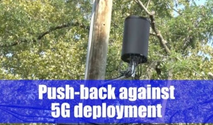 Efforts To Protect Us From Unproven 5G Cell Towers Radiation Health Effects