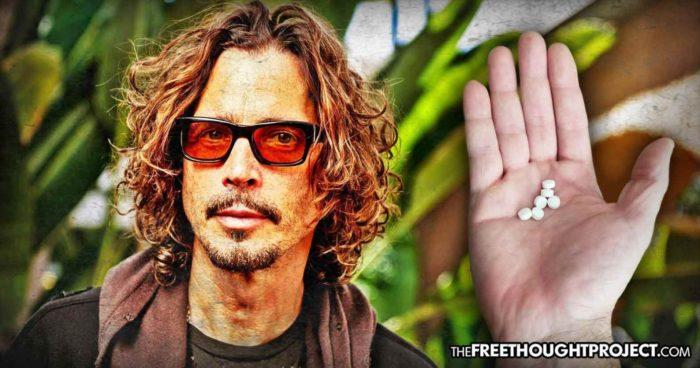 "Chris Cornell's Family Files Lawsuit for ""Dangerous, Mind-Altering"" Prescription Drugs that Led to Suicide"