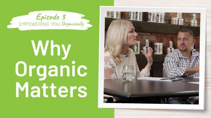 Why You Need Organic Supplements!