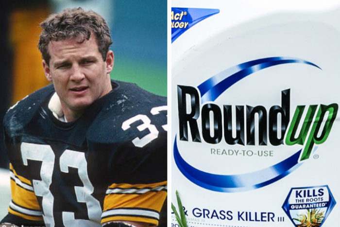 Former Pittsburgh Steeler Merril Hoge Next to Sue Bayer Over Cancer-Causing Roundup