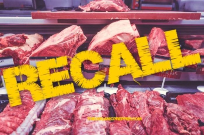 "More Than 12 TONS of Beef Recalled Because It's ""Unfit for Human Consumption"""