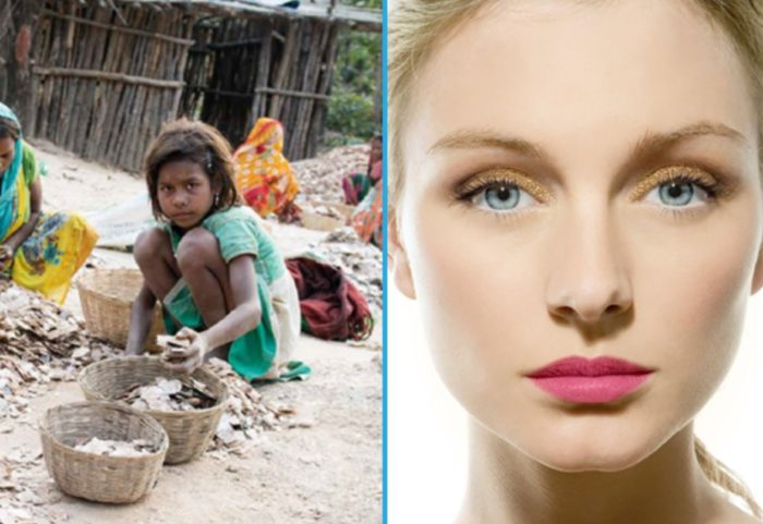The Ugly Face of Beauty: Is Child Labor The Foundation For Your Makeup?