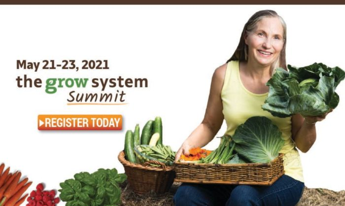 The Grow System Summit: Free May 21-23
